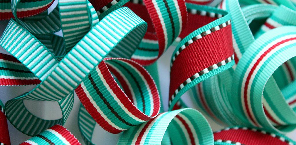 Weavewell Decorative Ribbon