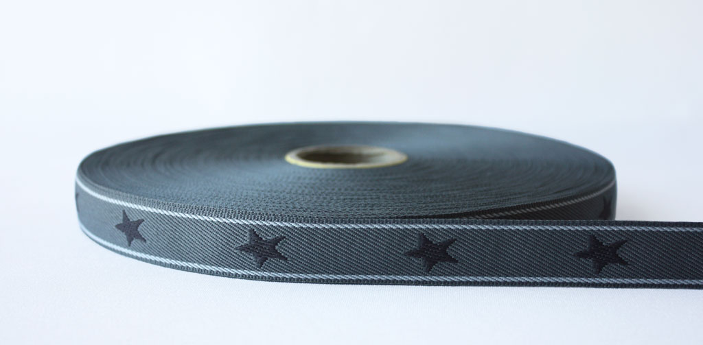 Jacquard Woven Tape