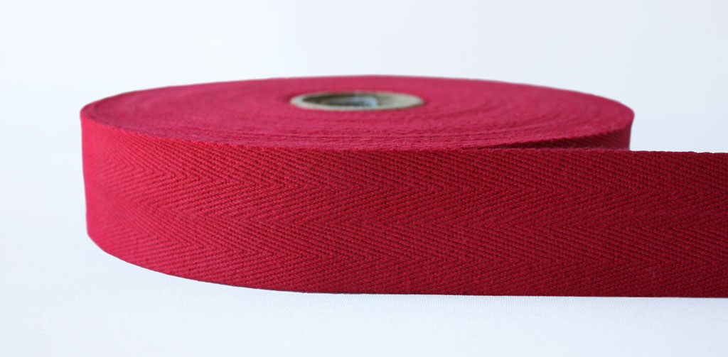 Polycotton Twill Tape