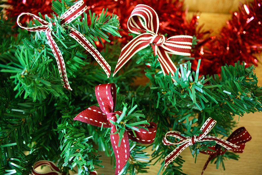 Weavewell Ribbons - Christmas Tree