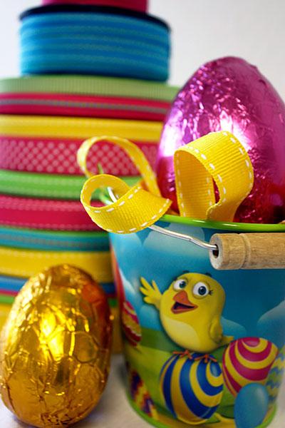 Weavewell Ribbons - Easter Eggs