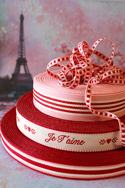 Weavewell Ribbons - French Pink