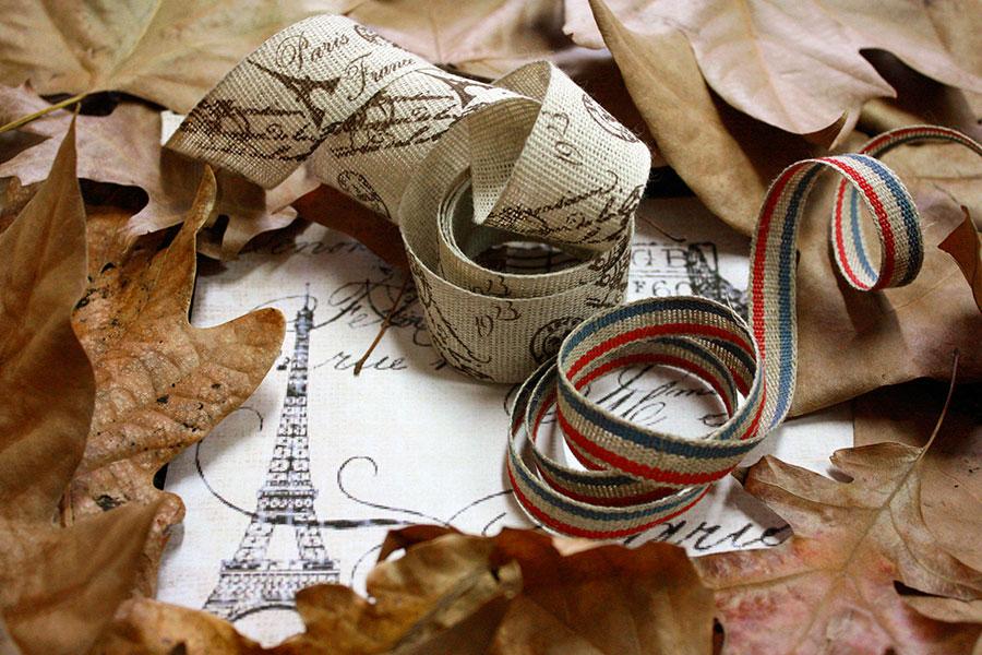 Weavewell Ribbons - Paris France