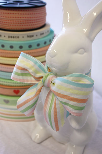 Weavewell Ribbons - Rabbit pastels