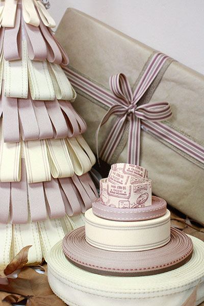 Weavewell Ribbons - Vintage Tree