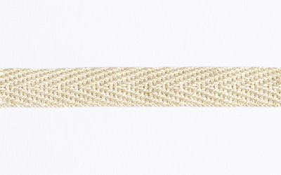 Cotton Twill Tape – Natural