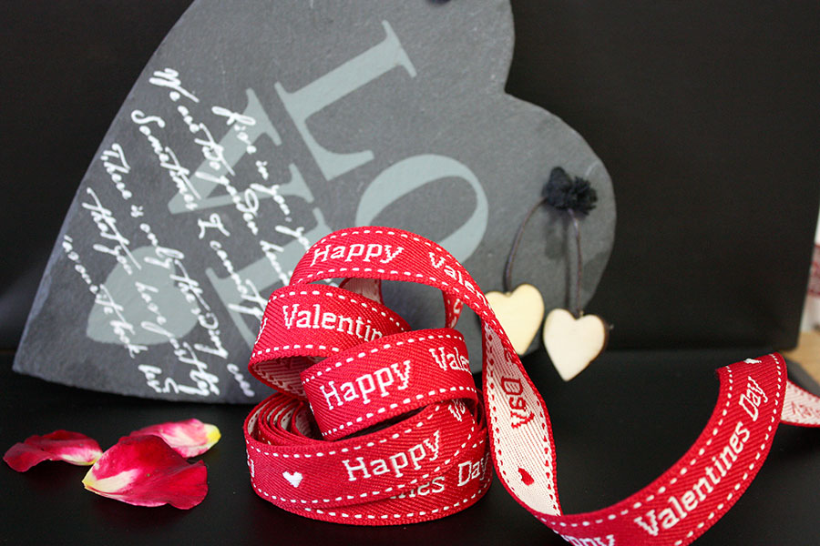 Weavewell Ribbons - Happy Valentines