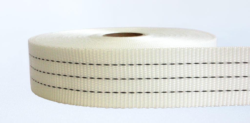 50mm-3 Ton Industrial Webbing Loom State (Natural) - Weavewell