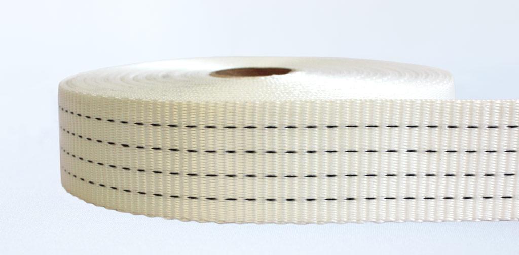 50mm-4 Ton Industrial Webbing Loom State (Natural) - Weavewell