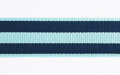 Petersham Striped – Inca / French Navy